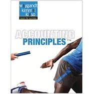 Accounting Principles, 11th edition WileyPLUS Student Package by Weygandt, 9781118566787