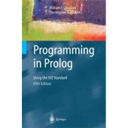 Programming in Prolog : Using the ISO Standard