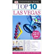 Top 10 Las Vegas by Grossman, Eric, 9781465426789