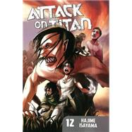 Attack on Titan 12 by ISAYAMA, HAJIME, 9781612626789