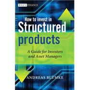 How to Invest in Structured Products : A Guide for Investors and Asset Managers by Bluemke , Andreas, 9780470746790