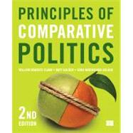 Principles of Comparative Politics by Clark, William Roberts; Golder, Matt; Golder, Sona Nadenichek, 9781608716791