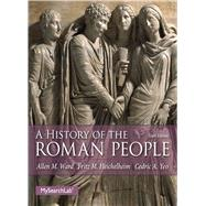 History of the Roman People by Ward; Allen M., 9780205846795