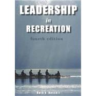 Leadership in Recreation by Ruth V. Russell, 9781571676795