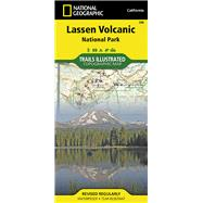 National Geographic Trails Illustrated Map Lassen Volcanic National Park California by National Geographic Society (U. S.), 9781566956796