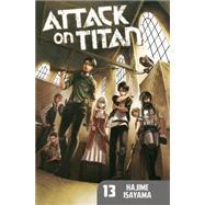 Attack on Titan 13 by ISAYAMA, HAJIME, 9781612626796