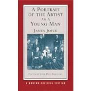 Portrait Of Artist Yng Man Nce Pa by Joyce,James, 9780393926798