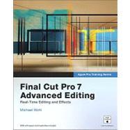 Apple Pro Training Series Final Cut Pro 7 Advanced Editing