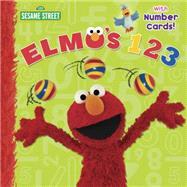 Elmo's 123 (Sesame Street) by RANDOM HOUSE, 9780553536799