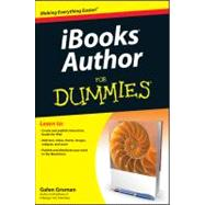 iBooks Author for Dummies by Gruman, Galen, 9781118376799