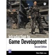 Introduction to Game Development, Second Edition by Rabin, Steve, 9781584506799