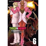 Tiger & Bunny, Vol. 6 by Sunrise; Sakakibara, Mizuki, 9781421576800