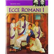 Ecce Romani I eText 1-year license by Prentice Hall, 9780133266801