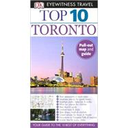 Top 10 Toronto by Draughtsman Ltd; Johnson, Lorraine, 9781465426802