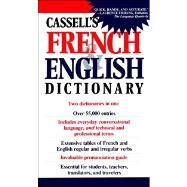 Cassell's French and English Dictionary by Douglas, J. H.; Girard, Denis; Thompson, W., 9780020136804