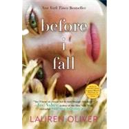 Before I Fall by Oliver, Lauren, 9780061726804
