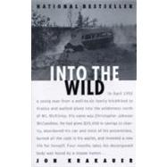 Into the Wild by KRAKAUER, JON, 9780385486804