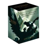 Percy Jackson pbk 5-book boxed set by Riordan, Rick, 9781423136804