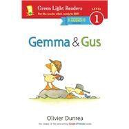 Gemma & Gus by Dunrea, Olivier, 9780544936805