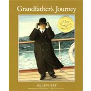 Grandfather's Journey by Say, Allen, 9780547076805