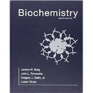 Biochemistry 8e & LaunchPad (Twelve Month Access) by Berg, Jeremy M.; Tymoczko, John L.; Gatto, Gregory J., Jr.; Stryer, Lubert, 9781319036805