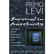 Survival In Auschwitz by Levi, Primo, 9780684826806