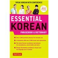 Essential Korean Phrasebook & Dictionary by Koh, Soyeung; Baik, Gene, 9780804846806