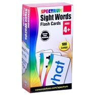 Sight Words by Spectrum, 9781483816807