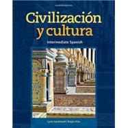Civilizacion y cultura by Sandstedt, 9781133956808