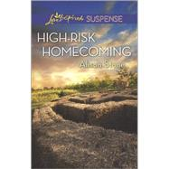 High-Risk Homecoming by Stone, Alison, 9780373446810