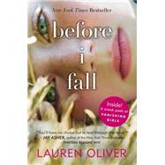 Before I Fall by Oliver, Lauren, 9780061726811