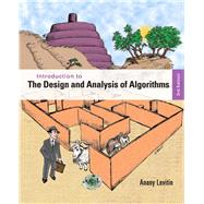 Introduction to the Design and Analysis of Algorithms by Levitin, Anany, 9780132316811
