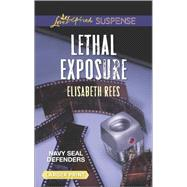 Lethal Exposure by Rees, Elisabeth, 9780373676811