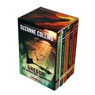 The Underland Chronicles: Gregor Boxed Set #1-5 by Collins, Suzanne, 9780545166812