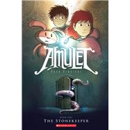 The Stonekeeper (Amulet #1) by Kibuishi, Kazu, 9780439846813