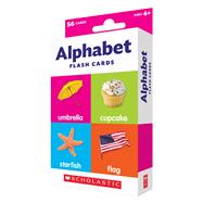 Flash Cards: Alphabet by Scholastic Teaching Resources, 9780545906814