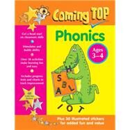 Phonics, Ages 3-4 by , 9781861476814