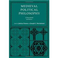 Medieval Political Philosophy: A Sourcebook by Parens, Joshua; Macfarland, Joseph C., 9780801476815