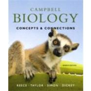 Campbell Biology Concepts & Connections by Reece, Jane B.; Taylor, Martha R.; Simon, Eric J.; Dickey, Jean L., 9780321696816