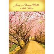 Just a Closer Walk With Thee Hymn & Song Bulletin-Regular by Abingdon Press, 9781426776816
