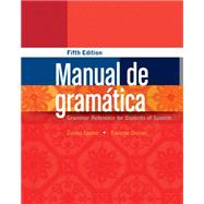 Manual de gramática by Iguina, Zulma; Dozier, Eleanor, 9781111836818