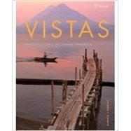 VISTAS 5E (looseleaf) w/SuperSite+, Vtext, & Student Activities Manual by BLANCO, 9781626806818