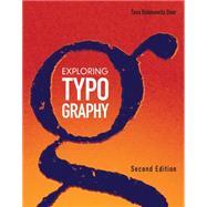 Exploring Typography by Rabinowitz, Tova, 9781285176819