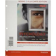 Psychology From Inquiry to Understanding, Books a la Carte Edition Plus NEW MyPsychLab with Pearson eText by Lilienfeld, Scott O.; Lynn, Steven J; Namy, Laura L.; Woolf, Nancy J., 9780205966820