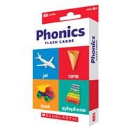 Flash Cards: Phonics by Unknown, 9780545906821