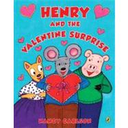 Henry and the Valentine Surprise by CARLSON NANCY, 9780142416822