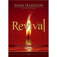 Revival: Faith As Wesley Lived It by Hamilton, Adam, 9781426776823