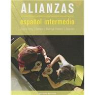 Bundle: Alianzas, Student Text, 2nd + iLrn Heinle Learning Center Printed Access Card, 2nd Edition by Long, Carreira, Velasco, Swanson, 9781305126824