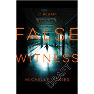 False Witness by Davies, Michelle, 9781509856824
