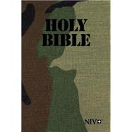 Holy Bible: New International Version, Camo by Biblica, 9781563206825